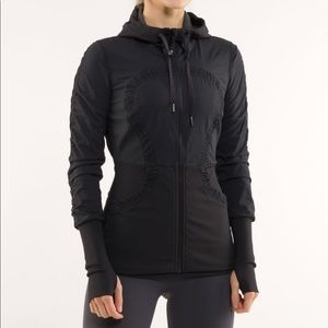 Lululemon dance studio jacket. Like new!